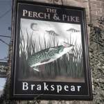 Perch and Pike, South Stoke