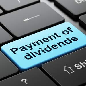 Payment of dividends during the Coronavirus outbreak