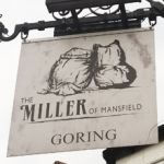 Miller of Mansfield, Goring-on-Thames